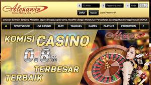 3 Jenis Permainan Casino Online Populer
