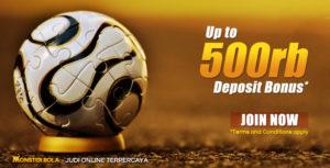 Di jamin Untung Setiap Hari Di Bursa Taruhan Bola Online